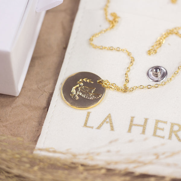 The Official La Hera™ Purity Pendant