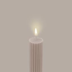 Column Pillar Candle