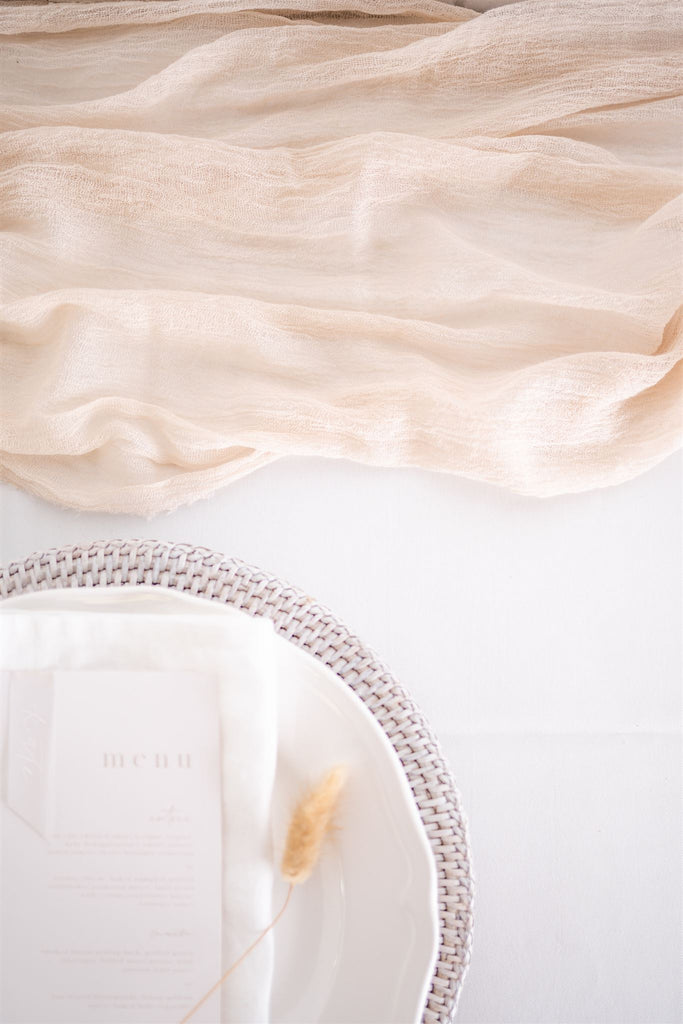 Wholesale Runner Gossamer Nude Blush