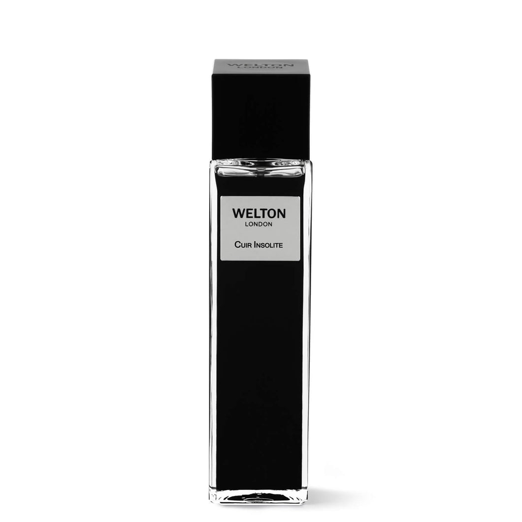 luxury niche brand black cubic design minimalist style spicy floral woody fragrance cuir insolite shadow and light collection high quality 100ml eau de toilette unisex perfume brand