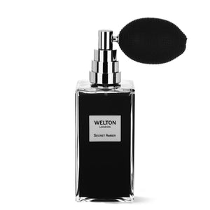 luxury niche brand black cubic design minimalist style floral musky fragrance secret amber shadow and light collection high quality 200ml eau de toilette unisex perfume brand vintage pump