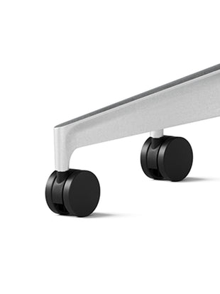 Detailed view of the Setu Castors