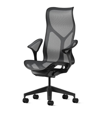 Cosm High Back Chair *Graphite