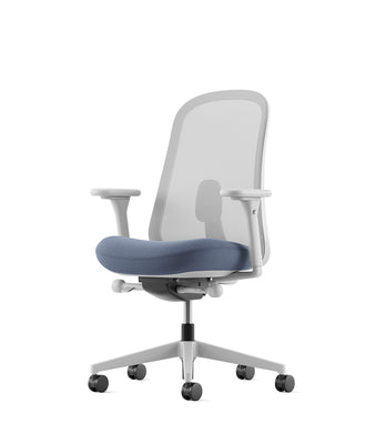 Lino Office Chair *Porcelain