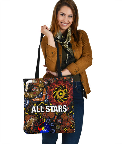 Image of Australia Indigenous All Stars Tote Bag