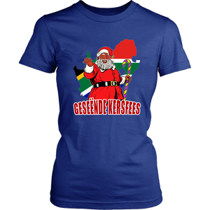 Merry Christmas South Africa T-shirt/Hoodie | Special Custom Design