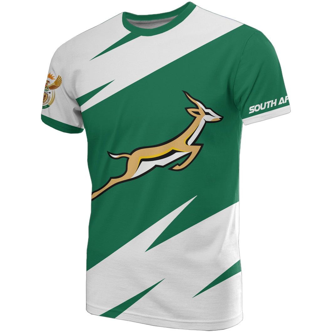 South Africa Springbok Light T-Shirt | High Quality | Hot Sale