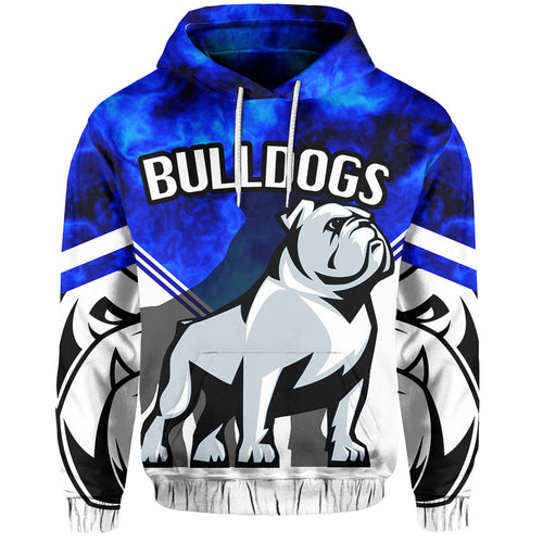 Bulldogs All Over Hoodie