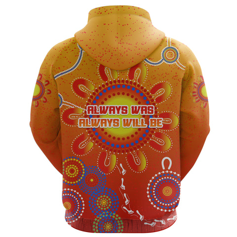 Image of (Custom Personalised) Naidoc Suns Hoodie Gold Coast Indigenous Style K36