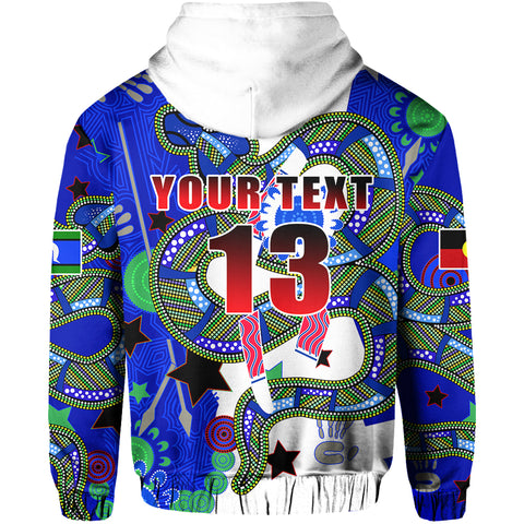 (Custom Personalised) Naidoc Week Color Hoodie K13