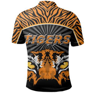 Wests Polo Shirt Rugby - Tigers TH5