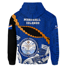 Load image into Gallery viewer, Marshall Islands Victory Rugby Hoodie K5