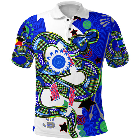 Eels Naidoc Week Color Polo Shirt | Rugbylife.co