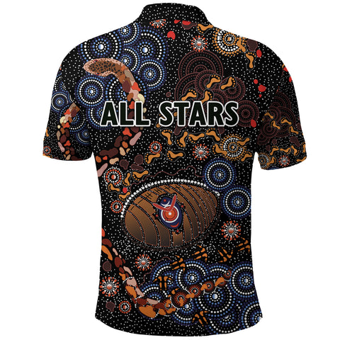 Indigenous Polo Shirt All Stars K8