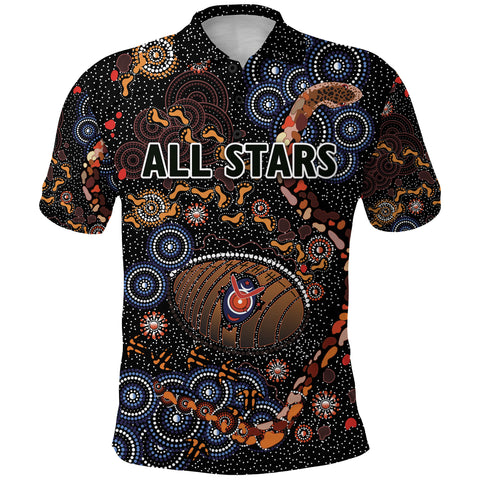 Indigenous Polo Shirt All Stars