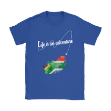 Load image into Gallery viewer, South Africa An Adventure T-shirt H5