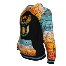 Load image into Gallery viewer, Coat of Arms South Africa All Over Hoodie 2 K4