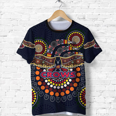 Adelaide T Shirt Aboriginal Crows