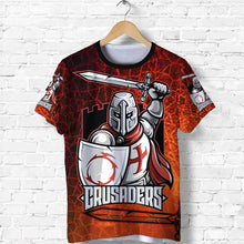 Load image into Gallery viewer, Crusaders T Shirt K4
