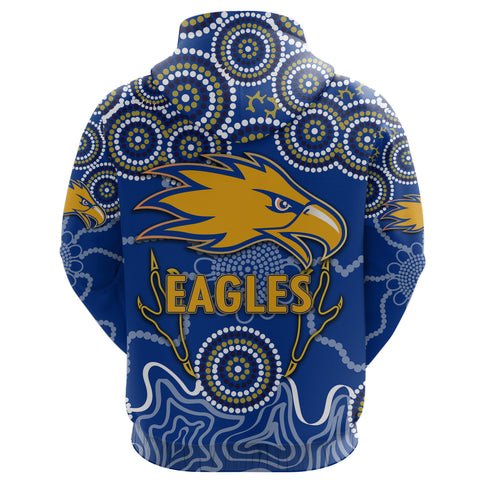 Eagles Indigenous Hoodie West Coast K8