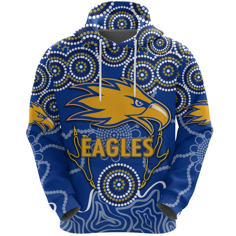 Eagles Indigenous Hoodie West Coast