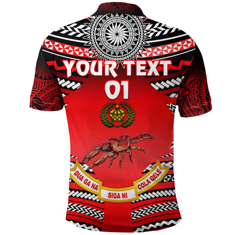 (Custom Personalised) Rewa Rugby Union Fiji Polo Shirt Creative Style, Custom Text And Number K8