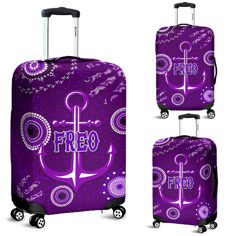 Fremantle Luggage Covers Indigenous Freo Country Style