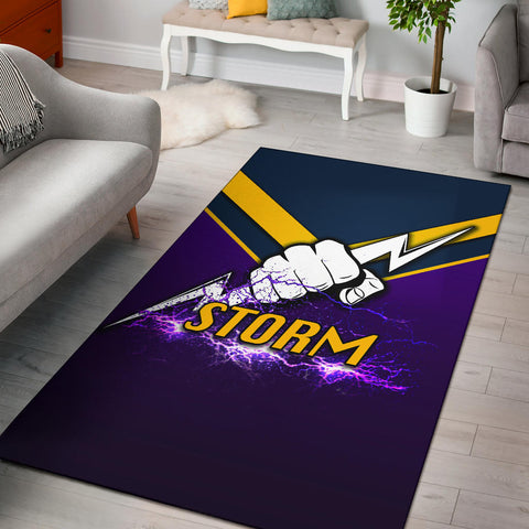 Melbourne Area Rug Thunder