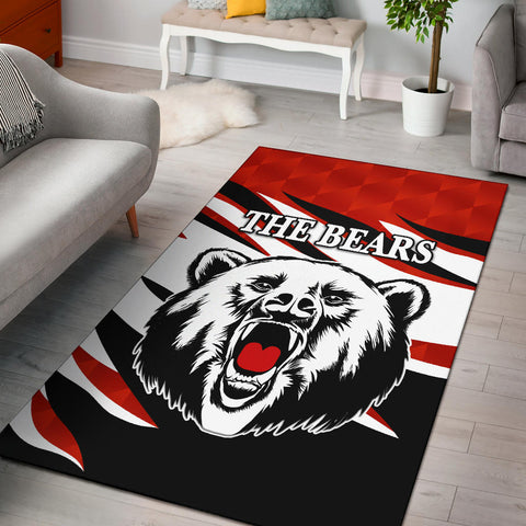North Sydney Area Rug The Bears Unique Style