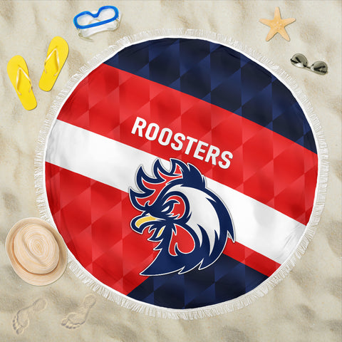 Image of Sydney Beach Blanket Roosters Sporty Style