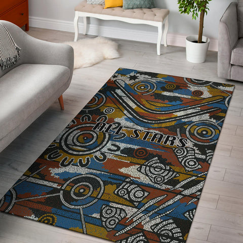 Indigenous All Stars Area Rug TH6