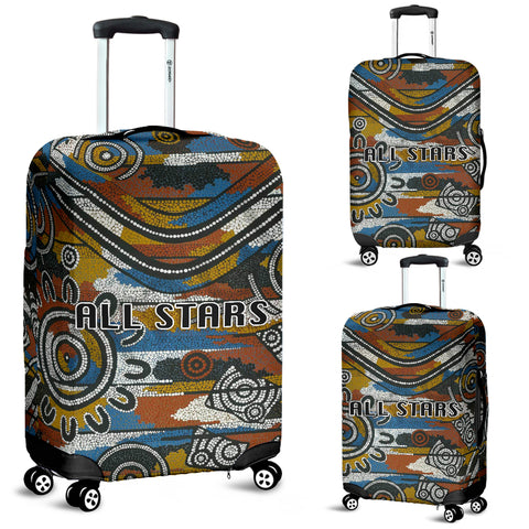 Indigenous All Stars Luggage Covers