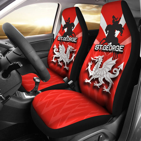 ST.George Car Seat Covers