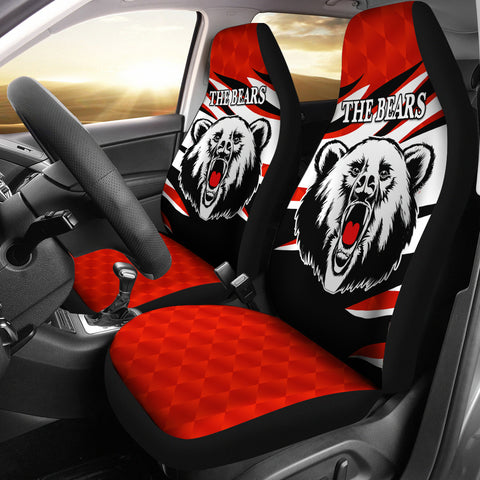 North Sydney Car Seat Covers The Bears Unique Style