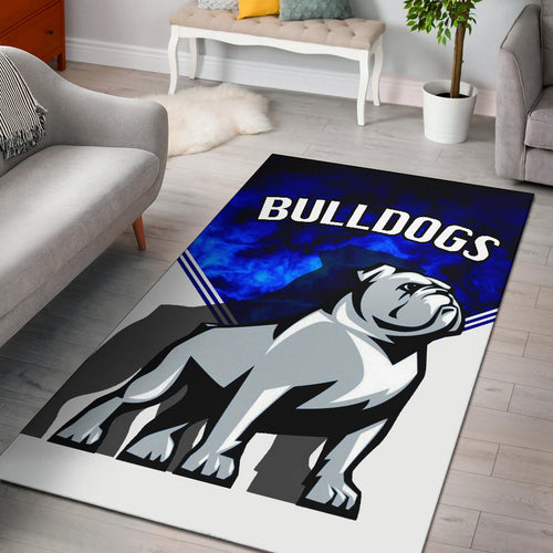 Bulldogs Area Rug