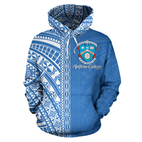 'Apifo'ou College Hoodie Half Style TH6