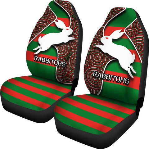 Image of Rabbitohs Car Seat Covers