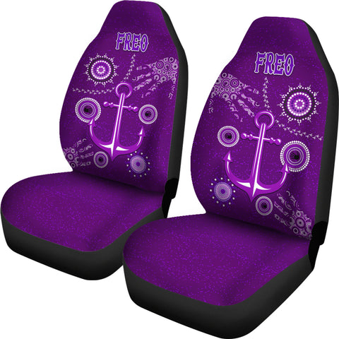 Fremantle Car Seat Covers Indigenous Freo Country Style K36