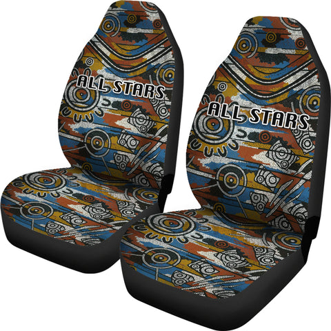 Indigenous All Stars Car Seat Covers TH6