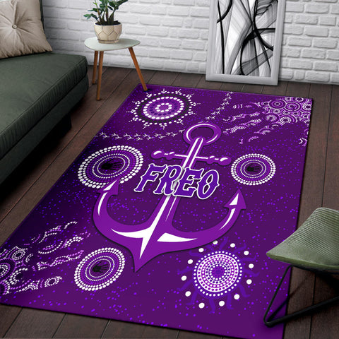 Fremantle Area Rug Indigenous Freo Country Style K36