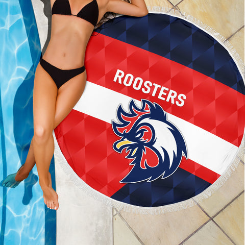 Image of Sydney Beach Blanket Roosters Sporty Style K8