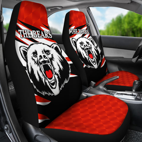 North Sydney Car Seat Covers The Bears Unique Style K8