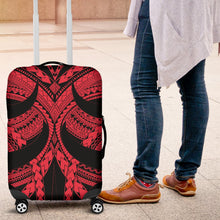Load image into Gallery viewer, Samoan Tattoo Luggage Covers Red TH4 - 1st New Zealand