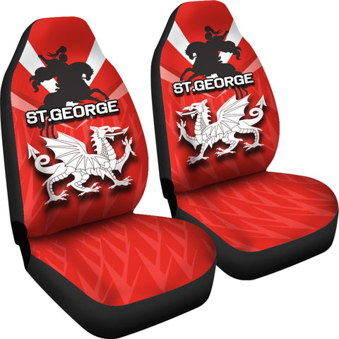 ST.George Car Seat Covers TH4