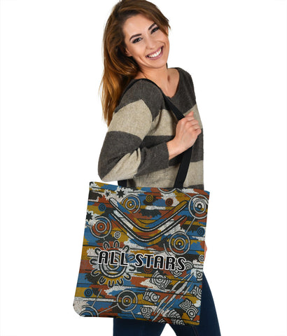 Indigenous All Stars Tote Bag TH6