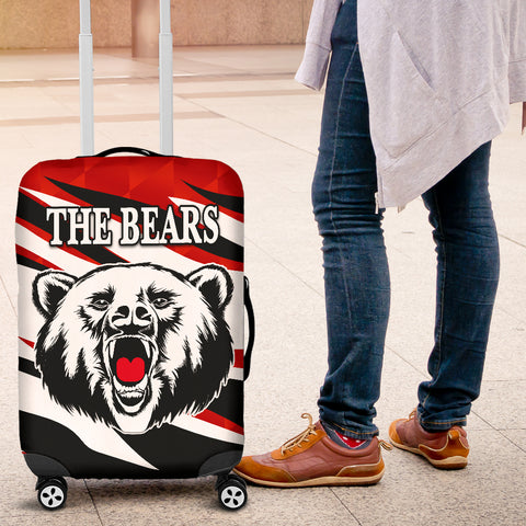North Sydney Luggage Covers The Bears Unique Style K8
