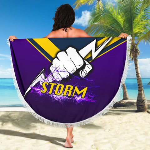 Melbourne Beach Blanket Thunder TH4