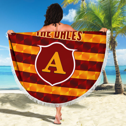 Annandale Beach Blanket The Dales Original Style K8