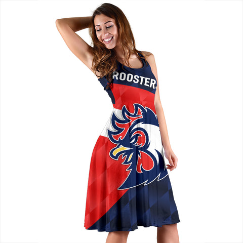 Image of Sydney Women's Dress Roosters Sporty Style K8