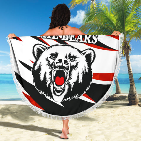 North Sydney Beach Blanket The Bears Unique Style K8